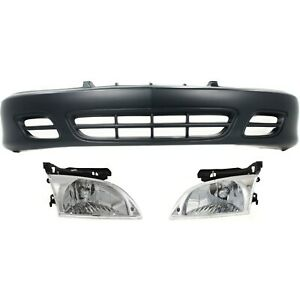 12335342 22666740 22666741 New Auto Body Repairs Set Of 3 Front For Chevy