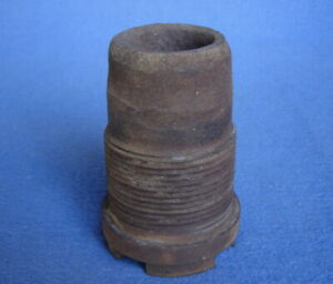 Vintage Tricone Core Drill Bit Water Gas Oil Mining Well Drilling 3 x 4 5 8 Pdc