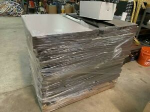 Gray Office Cubicles dividers
