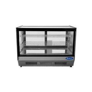 Refrigerated Display Case Countertop 35 2 5 w X 22 1 10 D X 26 2 5 h 5 6 Cuft