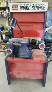 Ammco 4000 Disc Drum Brake Lathe With Bench Tooling