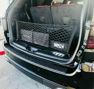 New 2021 Auto Parts Trunk Cargo Car Net Envelope Style Universal Accessories