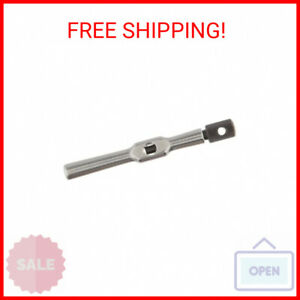 Starrett 174 Tap Wrench No 0 14 Tap Size 1 4 Square Shank Diameter 3 5