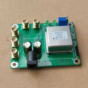 10mhz Ocxo Board Frequency Reference 10k 250m Adjustable 8 4672m 11 2896m