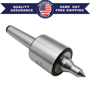 Mt2 Live Center For Morse Taper Precision 0 000197 Cnc Long Spindle Lathe Tool