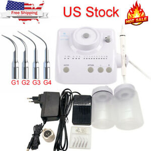Dental Scaler Ultrasonic Scaling Fit Ems woodpecker Handpiece Cleaner Tooth G567