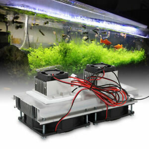 12v Thermoelectric Peltier Cooler Semiconductor Refrigeration Cooling System Kit