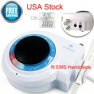 Dental Scaler Ultrasonic Scaling Fit Ems woodpecker Handpiece Tooth Cleaner Bm20
