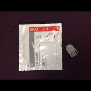 Medtronic Quik combo Defibrillation Electrode Aed Pads Adult 11996 000017