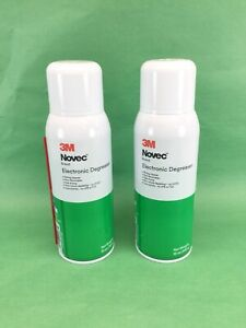 2 Pack 3m Novec Electronic Degreaser 12 oz Can
