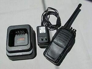 Kirisun Pt6700 Radio With Battery And Battery Charger Nice L k