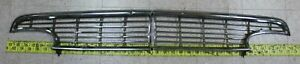 Used Oem Ford Rh Lh Grille 1956 Fairlane Crown Victoria G136