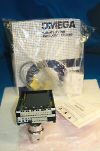 New Omega Omegalog Temperature Data Acquisition System Cards Omodu Module 4 63