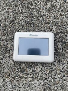 Tstat0201cw Observer Communicating Wall Control W Wi fi Capability Thermostat Cl