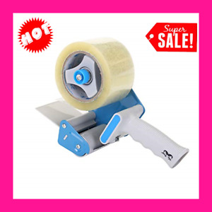 Best 3 Inch Wide Packing Tape Dispenser Gun Shipping Mailing Packing Tool New