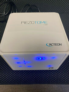 Acteon Piezotome Cube Brand New In Box Surgical Extractions Complete Kit