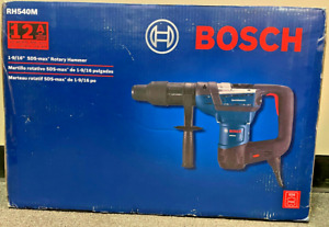 Bosch rh540m Sds max Variable Speed 1 9 16 Corded Combination Rotary Hammer