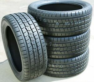 4 Tires Cooper Discoverer Htp Ii 235 65r18 106t As A S All Season