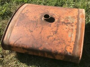 Allis Chalmers Ac Unstyled Wc Tractor Gas Fuel Tank