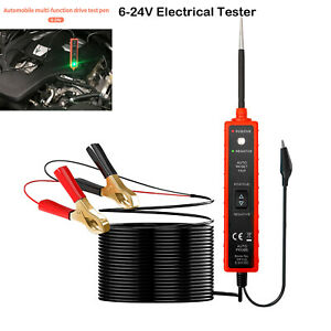 Automotive Digital Power Probe Circuit Electrical Tester Tool Test Device System