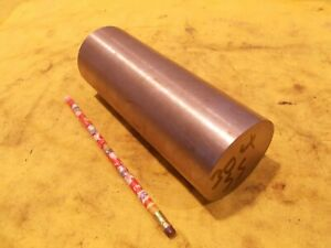 304 Stainless Steel Rod Tool Die Shop Shaft Bar Round Stock 2 5 8 Od X 7 Oal