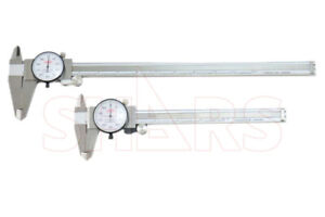 Shars 6 12 Stainless Dial Caliper Combo New P
