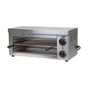 Adcraft Chm 1200w 24 Countertop Electric Cheesemelter 1200w