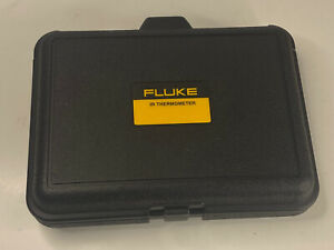 Fluke Handheld 63 Ir Infrared Thermometer W Case Users Manual For 63 66 68