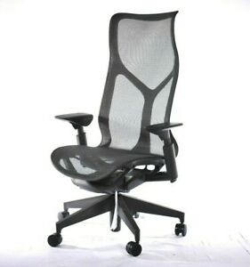 Authentic Herman Miller Cosm Chair High Back Design Within Reach