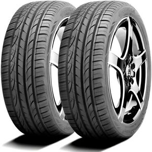 2 Tires Hankook Ventus S1 Noble2 245 50zr17 245 50r17 99w A S High Performance