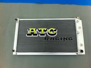 3 Row Aluminum Racing Radiator For Gm Chevrolet Buick Electra At Mt 1967 1980