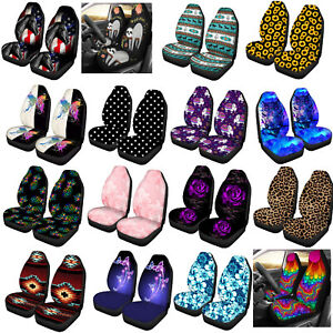 For U Designs Car Seat Covers For Women Universal Anti Slip Driver Seat Cover