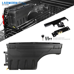Driver Side Truck Storage Tool Box Swing Case For 2005 20 Toyota Tacoma 3 5 4 0l