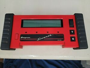 Snap On Tools Mt2500 Diagnostic Automotive Scanner Tool Tested working