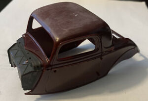 1934 Ford Body Model Car Parts Unpainted Glued Together 125 126 4467