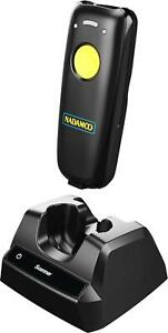 Nadamoo 2d Wireless Barcode Scanner Compatible With Bluetooth Portable Usb 1d