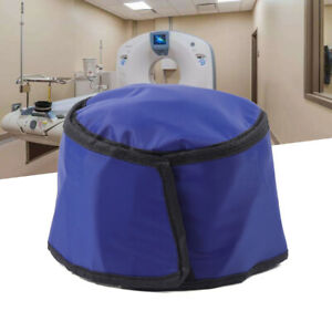 Lab 0 75mmpb X ray Radiation Protection Hat Head Protective Blue Lead Rubber Us
