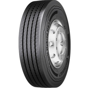 2 Tires Continental Conti Hybrid Hs3 285 70r19 5 H 16 Ply Dc Steer Commercial