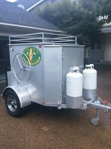 Texas Corn Roaster With All The Experience Included For