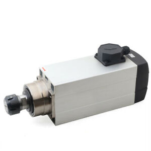 6kw Er32 Water Cooled Spindle Motor For Cnc Router Engraving Mill Machines