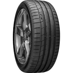 Tire Continental Extremecontact Sport 225 40zr18 92y Xl High Performance