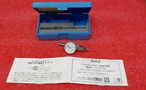 Teclock Dial Test Indicator Lt 310 0 01mm To 0 8mm Made In Japan Qty 1pc