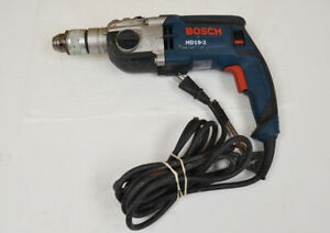 Bosch Hd19 2 1 2 8 5 Amp 2 Speed Corded Hammer Drill Free Us Shipping
