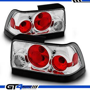 For 1993 94 95 96 1997 Toyota Corolla Altezza Replacement Tail Lights Set Bulb