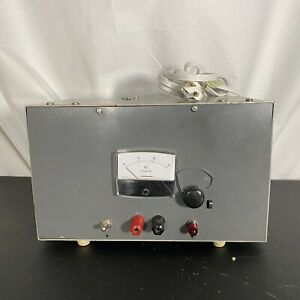 Homemade Power Supply In Vintage An usm 27b Military Case Doesn t Power On