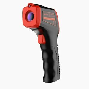 Industrial Infrared Thermometer Non contact Digital Laser Temperature Gun Us