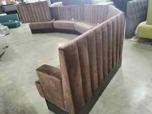 Made To Order Restaurant Banquet Seating Booths Benches Tables Pdf Catalogue