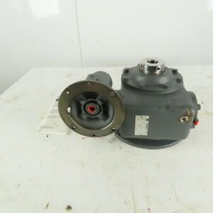 Winsmith 6msfd 1500 1 Ratio 1 2rpm Output Right Angle Gear Reducer 4075ft lbs