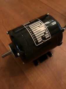 New Bodine Electric Motor Nse 13 1 7hp 115volts 10 000rpm
