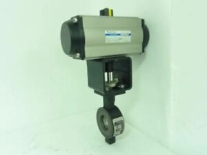 189695 New no Box Flowseal 02 1wa 12dttg hnj Actuated Valve 285psi 2